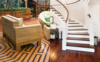 Hardwoods -vs- Bamboo