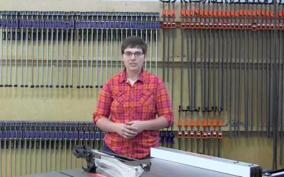 Get to know Fine Craftsman Lumber's Jessica Becker
