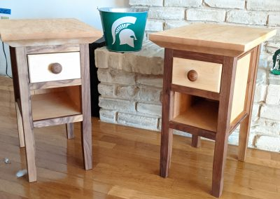 End Tables by Michael Grix